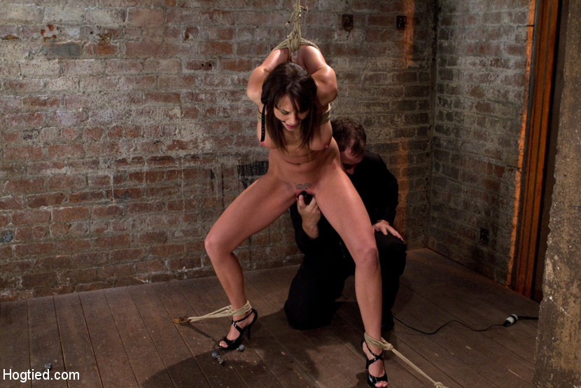 Chanel Preston Lesbisch Bondage