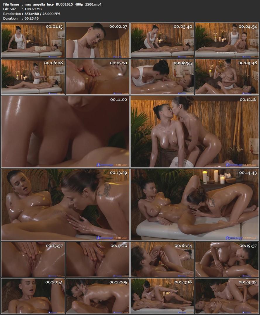 Big Ass Lesbian Massage