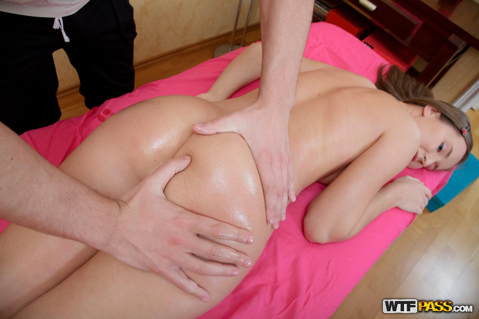 Mancy In Hdmassageporn Boob Massage Gets Her Horny February 02
